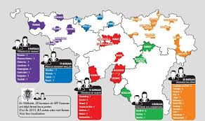 bureau tva marche en famenne les finances ferment 61 bureaux communes régions belgique monde