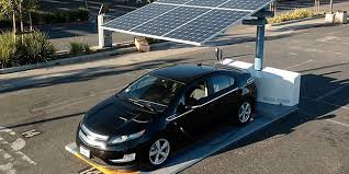 build your own ev charging station an easy to install solar charger that juices your ev off the grid