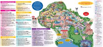 Orlando Weather Map by Walt Disney World Maps Discount Disney Tickets