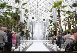 Outdoor Wedding Venues Chicago Wedding Venue Review The Crystal Gardens Navy Pier