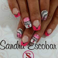 pin by sandra escobar on uñas mandala pinterest nail patterns