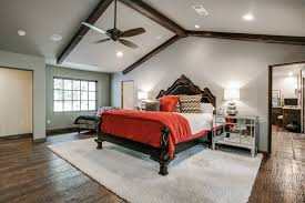 bedroom half vaulted ceiling living room rustic victorian
