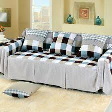 ebay sofa cotton sofa slipcover ebay