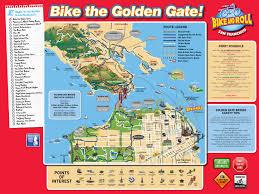 Map San Francisco Bay Area by San Francisco Bike Map San Francisco U2022 Mappery