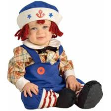 Halloween Baby Doll Costumes Baby Boy Rag Doll Costume Costumeish U2013 Cheap Halloween
