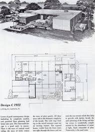 Mid Century House Plans Vintage House Plans Mid Century Homes 1960s Homes 40s 50s 60s
