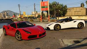 ferrari 488 custom 2016 ferrari 488 gtb add on tuning gta5 mods com