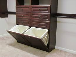 Bathroom Cabinet With Laundry Bin by Kids Hamper Ideas With Smart Storage Hall Traditional And L