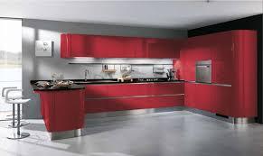 cuisine couleur bordeaux tourdissant cuisine bordeaux avec équipée et gris