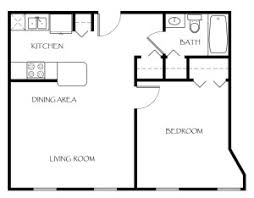 1 bedroom floor plan floor plans the apartments at ames privilege