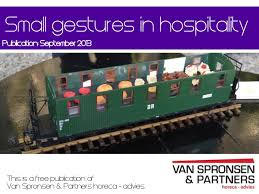 Home Pau Plan Advies Small Gestures In Hospitality September 2013