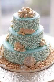 wedding cakes beach inspired wedding cake 2055684 weddbook