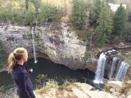fall creek falls map plan a winter getaway to a tennessee state park treasure
