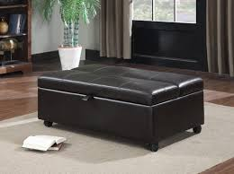 Folding Cushion Bed Ottomans Sleeper Sofa Sectional Sleeper Ottoman With Memory Foam