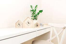 desk clocks modern new set of 3 desk clocks u2013 wooden table clocks u2013 house shape