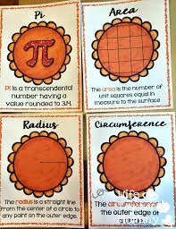 thanksgiving vocabulary thanksgiving fractions area and circumference and punny cards