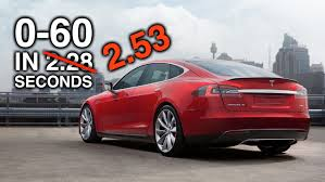 Porsche Cayenne 0 60 - no the tesla model s p100d doesn u0027t do 0 60 in 2 28 seconds