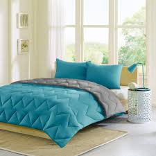 Gray Down Comforter Intelligent Design Bedding U2013 Ease Bedding With Style