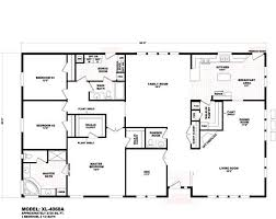 Floor Plans For Mobile Homes Single Wide Best 25 Mobile Home Floor Plans Ideas On Pinterest Modular Home