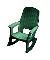 plastic outdoor rocking chairs plastics green resin outdoor patio