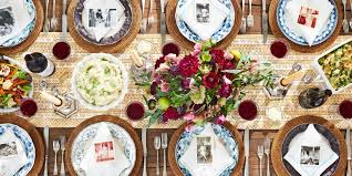 thanksgiving table setting ideas crate and barrel regarding idea 16