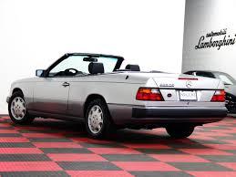 1993 Mercedes Coupe 1993 Mercedes Benz 300 Ce Cabriolet