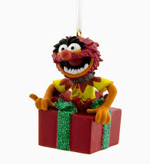muppet stuff hallmark animal ornament