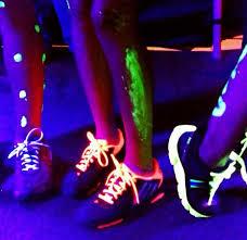 34 best electric run glow gear neon run images on pinterest