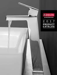 Delta Faucet Catalog 2017 International Product Catalog Delta Pdf Catalogues