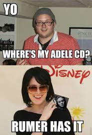 Adele Meme - the 22 best adele memes