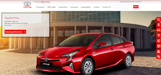 toyota corporate toyota prius launched in pakistan for the price of 4 499 000