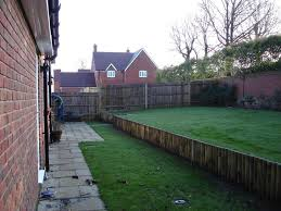 Decking Ideas For Sloping Garden How To Cope With A Sloping Garden Alda Landscapes