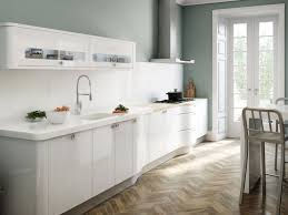 Bright White Kitchen Cabinets 37 Bright White Kitchens To Emulate Your Own After