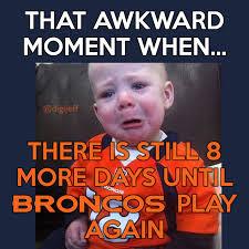 Denver Broncos Meme - broncos bye week denver broncos memes by digijeff pinterest