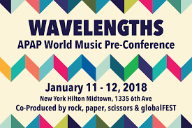 Midtown Manhattan Map Wavelengths Apap World Music Pre Conference Day 1 January 11