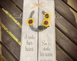 sunflower wedding decorations sunflower wedding etsy