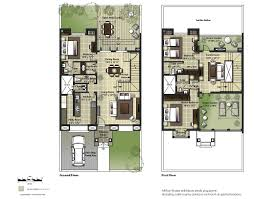 Row Home Plans by G 1 House Plans House Interior
