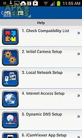 ip viewer android icamviewer ip viewer for android free at apk here