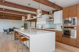 Modern Kitchen Interiors Newport Midcentury Modern Home Midcentury Kitchen