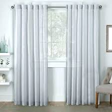 light grey sheer curtains gray sheer curtains grey and white large size of black light