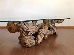 burl wood coffee table vintage mid century modern burl wood coffee table rerunroom