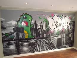 The  Best Graffiti Bedroom Ideas On Pinterest Graffiti Room - Bedroom wall mural ideas