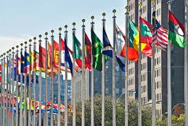 United Nation Flag The Day The Us Departs The Un By Owei Lakemfa U2013 Premium Times Opinion