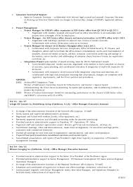 Operations Management Resume Facilities Manager Resume 15 Resume Tips For Operations Manager