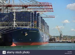 the cma cgm kerguelen the 3rd largest container ship in the world