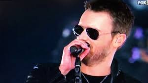 eric church halftime show cowboys vs redskins thanksgiving