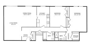 1 bedroom cottage floor plans two bedroom two bath house plans floor plan simple 4 bedroom 3