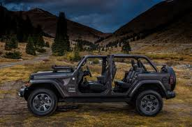 rubicon jeep 2018 behind the wheel of the all new 2018 jeep wrangler maxim