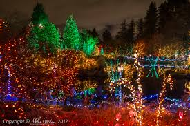 Vandusen Botanical Garden Lights Photography By Mike Mander Dusen Gardens 2012 Festival Of