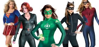 superhero halloween costumes avengers superheroes costume ideas